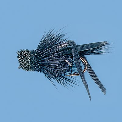 Flyfishing The spun-hair head provides great flotation as well as a realistic profile. Also works as a cicada pattern. Per 2.Sizes: 10, 12. - $1.88