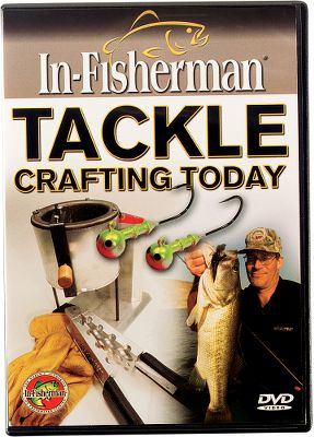 Fishing Learn how to create your own fishing tackle everything from egg sinkers, split shot and bottom bouncers to jigs, spoons, blades, spinnerbaits and buzzbaits. Covers the entire process from start to finish, including the equipment you'll need like melters, pouring pots and molds. 48 min. - $9.88