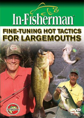 Fishing Tournament trends evolve at a whirlwind pace, leaving bass fisherman spinning their reels, and their wheels, trying to catch-up with the latest craze. Now's your chance to learn the greatest hot tactics and techniques offered by In- Fisherman in this action-packed DVD. It's filled with cutting-edge methods you can bank on. Don't miss the boat! Learn from the best as they show you strategies that will bring you newfound bass-fishing success. 75 minutes. DVD. - $14.99