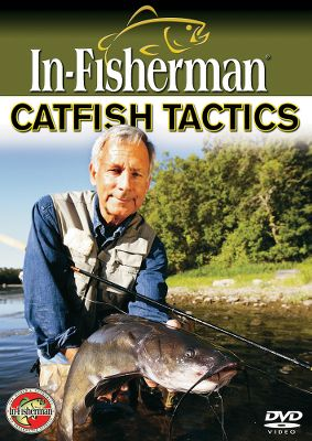 Fishing Catfish remain one of the most popular species among freshwater anglers. In this DVD, In-Fisherman editors reveal key catfishing strategies for locating and catching big blue cats. Learn how to fish various habitats, from tailrace channels to hard water. Explore a variety of techniques from chumming to punch baiting. With the information in this DVD, youll land more and bigger fish. 61 minutes. DVD. Color: Blue. - $8.88