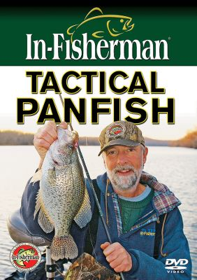 Entertainment Lets get into the field with In-Fisherman Staff members, as they offer hands-on help with panfish throughout the year. If youre chasing yellow perch, bluegills, white bass or crappies, adding these approaches to your arsenal will make you a better angler and put more panfish on the table. 69 minutes. DVD. Color: Yellow. - $8.88