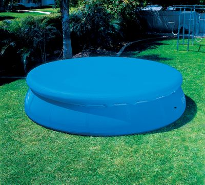 Camp and Hike Protect your pool when not in use with these durable pool covers. Sizes: 8 ft. 10 ft. 12 ft. 15 ft. - $5.88