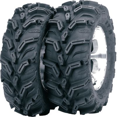 Entertainment Radial construction delivers more traction under load, making ITPs Mud Lite XTR Tire the tire of choice to get you out of sticky situations. Aggressive, 1-1/8-deep angled, grooved lugs bite into mud, snow and sand to keep you moving across tough terrain. Six-ply with 25 and 26 height. Rim not included.Nebraska residents must add $1.00 per tire for state tax. - $169.99