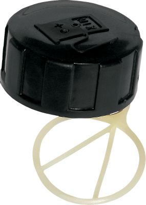 Fishing Replacement fuel cap for Jiffy Augers. Fits 2009 and newer models. Does not fit Tecumseh engines 2008 and earlier. Type: Auger Accessories. - $6.39