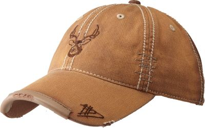 Hunting 100% cotton cap boasts an image of a deer alongside Jim Shockey's Signature Hats logo. One size fits most. Imported. Colors: Brown, Olive, Denim. Type: Caps. Size: One Size Fits Most. Size One Size Fits Most. Color Denim. - $4.88
