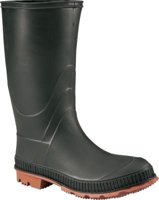 Hunting At this low of a price, these quality rubber boots qualify as a bargain-hunters dream. Theyll take the kids through sloppy sludge without missing a step thanks to their waterproof synthetic rubber construction and self-cleaning, nonslip soles. Made of 100% recyclable materials. Imported. Kids whole sizes: 1-6. Color: Black/Red. Size: 5. Color: Black. Age Group: Kids. Type: Boots. - $19.99