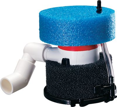 Fishing High-performance 12-volt aerators produce millions of microfine bubbles to keep your bait alive. Air is infused with the water at the pump impeller. Excellent for both freshwater and saltwater. Pumps 500 gph. Six-month manufacturers warranty. Available: Original with Suction Cup, Floating. Type: Aerators. - $37.88