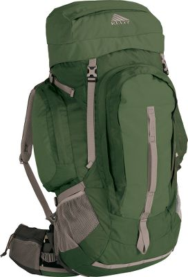 "Camp and Hike Tough, tear-resistant 420-denier polyester is reinforced with 420-denier polyester oxford for durability. Load-bearing, easily adjustable Cloudlock II suspension system for heavy packing. Lightbeam II dual adjustable straps evenly distribute pack load. Adjustable, S-shaped shoulder straps. Ventilating back panel, removable waistbelt and quick-access pockets. Imported. Capacity: 4,750 cu. in.Dimensions: 34""H x 16""W x 16.5""D.Torso length: 17.5""-21"".Empty weight: 5 lbs. 9 oz.Color: Cypress. - $129.88"