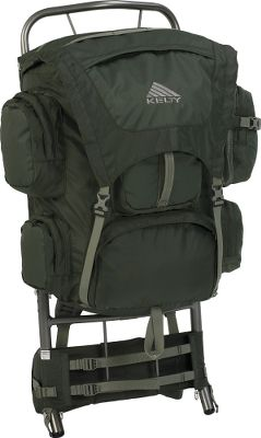 Camp and Hike Bigger than a junior-size bag, yet smaller than an adult-size bag, its an excellent transitional bag for young hikers and backcountry campers. Its adjustable suspension delivers custom, load-carrying comfort, while its numerous zippered pockets and a hold-open bar provide optimal packing convenience. 420-denier polyester is reinforced with tough, 420-denier polyester oxford. Convenient sleeping bag compartment. Removable, dual-density foam waistbelt. Hydration compatible. Mesh water bottle pockets. Imported. Color: Cypress. Color: 2900 Cu. In.. - $169.95