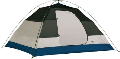 Camp and Hike A spacious three-season tent thats perfect for backpackers and tent camping. Its easy to set up, well-ventilated and outfitted with durable, yet light, aluminum poles. With a minimum carry weight of 7 lbs. and an included stuff sack, toting and storing are a snap. The included vestibule offers an additional 12.3 sq. ft. of storage for wet, soiled clothing, footwear and gear. The walls are 68-denier 190-T polyester/taffeta. The floor is 1,800mm polyurethane/nylon/taffeta and the fly is 75-denier 190T, 1,800mm polyurethane/polyester/taffeta. ArcEdge construction lifts the floor seams up off the ground to prevent water seepage. Color-coded clip construction eliminates the hassle of feeding poles through sleeves. The freestanding design lets you pitch the tent and move it around the campsite intact to find the best position. Excellent ventilation minimizes interior condensation. Gear-loft loops and internal storage pockets. Imported. - $89.88
