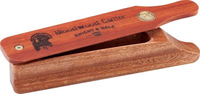 Hunting Features a mahogany box with a bloodwood lid. Its fine-tuned to produce outstanding sounds season after season. Made in USA. Color: Mahogany. - $33.88
