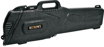 Motorsports The only ATV/UTV hard case specially designed for sporting and tactical rifles up to 44 long. There's ample space for 50mm scopes and bipods, too. Its hinged hatchback configuration provides quick access. Snap-closure with lockable lid. Includes a soft Transportcase with a full-length zipper that unfolds into a gun rug or shooting mat. - $119.99