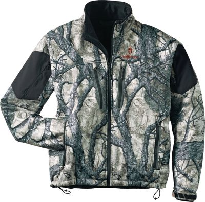 Hunting The Kryptek complete layering system teams proven tactical designs with features demanded by todays hunters. Krypteks Outdoor Groups designers draw their concepts from actual battlefield experience. Soft, quiet jacket boasts quick-drying construction; water-resistant, wind-blocking exterior; and ventilation in key areas for long-wearing use, regardless of temperature. Stretch fabric promotes free range of motion and is fleece-lined to seal in warmth. Other highlights include underarm zippered vents, internal sleeve cuffs, adjustable external cuffs and a heat-sealing drawcord hem. Pockets in arms, chest and internal chest. 100% polyester. Imported. Sizes: M-2XL. Camo patterns: Mothwing Mountain Mimicry, Kryptek Highlander. Size: X-Small. Color: Kryptek Highlander. Gender: Male. Age Group: Adult. Pattern: Camo. Material: Polyester. Type: Jackets. - $229.99