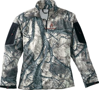 Hunting The Kryptek complete layering system teams proven tactical designs with features demanded by todays hunters. Krypteks Outdoor Groups designers draw their concepts from actual battlefield experience. Soft, quiet shirt boasts quick-drying construction and ventilation in key areas for long-wearing use, regardless of temperature. Body-mapping construction uses dual moisture-wicking fabrics: 100% polyester in the arms and a 94/6 polyester/spandex blend in the body for mobility and freedom of movement. Other features of this lightweight, packable shirt include tapered arms and cuffs, zippered arm pockets and adjustable cuffs. Imported.Sizes: M-2XL.Camo patterns: Mothwing Mountain Mimicry, Kryptek Highlander. - $99.99