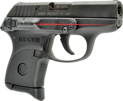 Hunting Its compact, light and easy to mount by simply pushing out, and replacing the stock pins with the new screws (included). Then, push the ergonomic activation button with your index finger and the laser is on target. The design also allows it to be a finger guide for safe trigger control without blocking the laser beam. The programmable laser features a pulse or constant-on mode and has an automatic-off function to prevent battery drain. Even with the laser mounted, your pistol will still fit in virtually any nylon pocket holster.Avaliable: Ruger LCP, Ruger LC9. Type: Pistol Lasers. Ruger Lc9. - $24.88