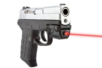 Hunting At less than an inch in length and weighing just half an ounce, LaserMaxs Micro II Rail-Mounted Pistol Laser may be small but it is more than capable of withstanding the abuse of repeated recoil while keeping you on target. Bright red or green aiming point quickly gets you on target, and with the smallest footprint of any LaserMax, it fits most pistols with a Picatinny or Weaver rail. Quick-Change Battery Hatch permits safe on-gun battery swap. User-programmable design offers a steady or high-visibility pulsed laser. Automatic battery-preservation mode turns the laser off after 10 minutes. Ambidextrous switch allows both left- and right-handed shooters to activate the laser with ease. Adjustable for windage and elevation. Uses one CR-1/3N lithium battery with a five-hour battery life. Manufacturers limited one-year warranty. Available: New Micro Red, Unimax Micro Red, Micro Green. Size: NEW MICRO RED. Color: Green. Type: Laser Sights. - $119.00