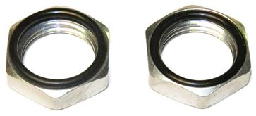 Lee Lock Rings finger tighten and adjust easily without tools. Rings fit most major brands of dies. Per 3. - $4.99
