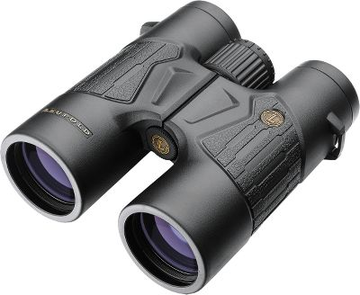 Hunting Experience vastly superior optical quality Leupold BX-2 Cascade 8x42 Binoculars are center-focus binoculars with phase-coated roof prism that give you the sharpness, contrast, and color fidelity. The outstanding low-light performer features BaK-4 prisms and multicoated lenses for when the light is less than ideal. The slim, in-line design makes them easy to carry. Integrated focus/diopter adjustment. Generous eye relief and twist-up eyecups. Close-focus distance of 10 feet. Rugged, waterproof aluminum construction with protective rubber armor. Manufacturers limited-lifetime warranty. - $194.99