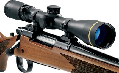 Hunting Experience vastly superior optical quality These scopes feature the Leupold Custom Dial System (CDS), the first custom bullet-drop compensation dial system. The CDS has all the precision and reliability competition shooters require, with reduced bulk and easy handling for the field. Just adjust the turrets for the desired range and squeeze the trigger its that easy. Additional turrets for calibers not similar to .270 Win. ballistics are available from Leupold. Xtended Twilight lens technology targets and amplifies the light wavelengths most commonly found in near-dark conditions. VX-3 scopes have a wide field of view, lockable fast-focus eyepieces with noncritical eye relief and rugged construction for long-term reliability. Their precisely machined housing and components are precision-fitted for rock-solid structural integrity. All are charged with second generation argon/krypton gas for complete waterproof reliability and thermal shock immunity thats guaranteed for life. Edge-blackened lenses improve resolution and contrast by cutting diffusion and reducing glare. Abrasion-resistant Diamondcoat 2 external lens coating provides long-lasting clarity and greater light transmission. Precision twin-spring erector with cryogenically treated adjustments for pinpoint long-distance accuracy. A member of the Leupold Golden Ring family, its factory tested for a lifetime of dependability. The dedication to excellence in both optics and construction makes the VX-3 CDS perfect for everything from close encounters with big game to long-range competitive target shooting. 1/4-MOA windage and elevation adjustments.To take full advantage of the CDS System, contact the Leupold custom shop after your purchase (800) LEUP - $399.88