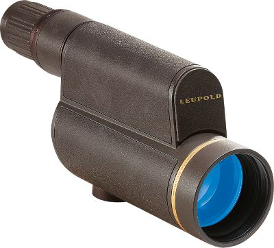 Hunting Experience vastly superior optical quality Optics are coated with Leupolds exclusive Multicoat 4 anti-reflective coatings to deliver bright, powerful, long-distance viewing. Long eye relief guarantees easy and comfortable use, hour after hour, for viewers with or without eyeglasses. Durable rubber armor protects it from shock and weather. Once focused at 40x, it will remain focused throughout the power range. Includes Cordura nylon carrying cases. Waterproof. Type: Spotting Scopes. - $799.88