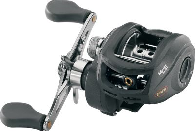 Fishing An affordable, lightweight and rugged reel. Tough graphite composite sideplates. Seven stainless steel bearings deliver smooth operation. Zero-reverse one-way stainless steel clutch bearing. Large Rulon 10-lb. maximum drag system with smooth metal star operation. Side spool-tension-adjustment dial. Anodized-aluminum handle with Lews custom paddle knobs. LS1SMG has a longer handle for greater cranking power. Imported. Color: Stainless Steel. - $49.88