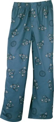 Life is good when you re a kid so let em wear clothes that show it. The fun, colorful prints of these lounge pants will be a hit with your kids. Flame-resistant polyester microfleece flannel is butter soft. Adjustable drawstring waist for a great fit on anybody. Machine washable. Imported. Sizes: XS-XL. Pattern/color: Snowball/Shadow. - $19.88