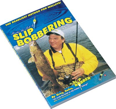 Fishing Greg Bohn's comprehensive slip-bobbering guide is written for walleye anglers, but is a must-read for every fisherman who patiently watches a float. Bohn packs three decades of knowledge from his successful guiding operation into this easy-reading slip-bobbering bible. 128 pages. Softbound. - $10.49