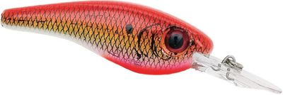 "Fishing Crafted to emulate both basic patterns and subtle undertones of common baitfish. Flash coloring triggers savage strikes. Pull-point technology for true tracking. Made in USA. Per each. Sizes: 2-7/16"", 1/4 oz. 2-7/8"", 7/16 oz. Colors: (002)Redtail, (003)Fathead, (004)Golden Shiner, (005)Tullibee, (007)Shad, (009)Perch, (012)Natural Perch, (013)Alewife, (014)Purple Smelt. - $3.88"