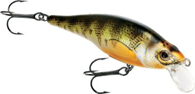 Fishing Unmatched realism for a dead-on replica of the Yellow Perch, one of North Americas most abundant baitfish. Worked on a slow retrieve, this jerkbait suspends in the strike zone and stays there. Size: 3-5/8, 9/16 oz. Colors: (100)Natural/Matte, (102)Metallic Gloss. Color: Yellow. - $13.99