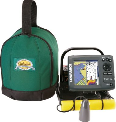 Fishing 480 x 480-pixel 5 color display 4,000-watts peak-to-peak/500-watts RMS 83/200kHz DualBeam transducer 1,000-ft. depth capability Temperature sensor included Internal 16-channel/GPS antenna Sonar history scrollback Portable soft-pack carry case Ice-fishing float Suction cup for boat mount Made in USA - $679.00