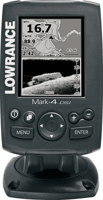 Fishing Cabelas proudly offers fishermen the exclusive Mark-4 a full-featured sonar/GPS system at a budget-minded price. A sharp 320x240-pixel resolution, combined with DownScan Imaging, reveals detailed baitfish schools, thermoclines and secondary structure. Type: Sonar/GPS Combos. - $194.88