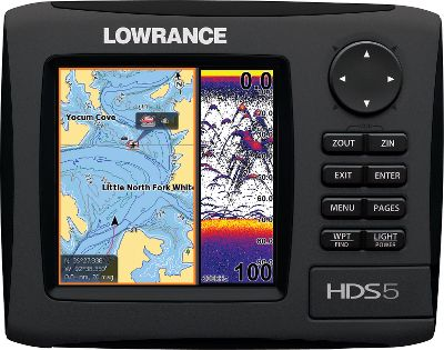 Fishing Enter the new era of fish finding with the HDS series by Lowrance. With Lowrance-exclusive broadband sonar, you will see fish you could never see before. This award-winning fish-finding technology displays more targets with greater sensitivity and higher definition. You get superior target marking in all conditions, so you can find more fish hiding in any cover. Bottom contours will show up better than ever. The advantages dont stop there. Youll always know where you are on the water thanks to the super-sensitive internal GPS antenna. All HDS Gen2 models are also fully compatible with Sirius real-time weather and radio services available through affordable inland and offshore packages. Use the built-in Ethernet connection to share high-speed, high-bandwidth data with all HDS displays on your boat, including sonar graphs, navigation, Sirius weather/radio and radar. Fish have nowhere left to hide. Get true 180, panoramic sonar imaging with the most advanced imaging system on the market. The split-screen format lets you compare and contrast returns from each system for verifiable accuracy. This sleek, simple-to-install system includes a low-profile transducer and the LSS-2 black box waterproof module that connects easily to your new or existing HDS unit with the included 15-ft. Ethernet cable. The plug-and-play LSS-2 module also lets you network up to three HDS units; its also adaptable for other upgrades like the LWX-1 satellite receiver. The low-drag imaging transducer mounts on transoms and transom steps, jack plates and trolling motors (trolling motor adapter not included), and features a built-in water temperature sensor. StructureScan is also retro-adaptable for fisherman who want to upgrade their current HDS system. Fastest HDS ever delivers lightning-fast chart updates Award-winning Broadband Sounder allows you to mark and display everything underw Color: Insght 83/200 LSS2. Type: Sonar/GPS Combos. - $689.88