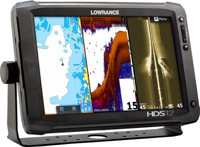 Fishing The improved 12 touch-screen display features easier-to-use menus and five push-button controls. These modifications simplify the sonar/GPS operation without sacrificing features. Thanks to its 1,500-nit brightness rating, the wide-angle SolarMAX display delivers superior sunlight viewing. Four-channel sonar technology combines the award-winning Broadband Sounder with the Left-, Right- and DownScan viewing of StructureScan. The DownScan Overlay combines the Broadband Sounder and DownScan imaging together onto one screen. The TrackBack feature lets you scroll back through the sonars history, so you can mark waypoints that you want to return to. Works with both the Broadband Sounder and StructureScan. Dual-Chart viewing displays Navionics and Insight Mapping simultaneously, giving you the best of both navigational views. The StructureMap Overlay uses StructureScan left- and right-side images on any map for an easy-to-interpret picture of the structures below, and where they are in relation to your boat. The Insight Genesis lets you create your own map. Made from your recorded sonar data, these high-resolution and perfectly accurate maps display 1-ft. contours, bottom hardness and weedlines. Compatible with Broadband 3G and 4G radar, Sirius Satellite radio and weather receiver, LGC-4000 external GPS antenna and SonicHub stereo system. Includes Ethernet port and two SD-card slots. Two-year warranty. - $1,949.88