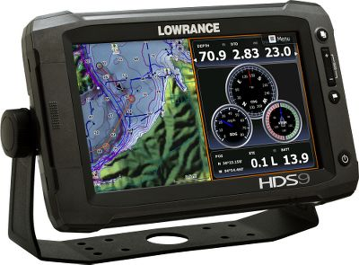 Fishing The improved 9 touch-screen display features easier-to-use menus and five push-button controls. These modifications simplify the sonar/GPS operation without sacrificing features. Thanks to its 1,500-nit brightness rating, the wide-angle SolarMAX display delivers superior sunlight viewing. Four-channel sonar technology combines the award-winning Broadband Sounder with the Left-, Right- and DownScan viewing of StructureScan. The DownScan Overlay combines the Broadband Sounder and DownScan imaging together onto one screen. The TrackBack feature lets you scroll back through the sonars history, so you can mark waypoints that you want to return to. Works with both the Broadband Sounder and StructureScan. Dual-Chart viewing displays Navionics and Insight Mapping simultaneously, giving you the best of both navigational views. The StructureMap Overlay uses StructureScan left- and right-side images on any map for an easy-to-interpret picture of the structures below, and where they are in relation to your boat. The Insight Genesis lets you create your own map. Made from your recorded sonar data, these high-resolution and perfectly accurate maps display 1-ft. contours, bottom hardness and weedlines. Compatible with Broadband 3G and 4G radar, Sirius Satellite radio and weather receiver, LGC-4000 external GPS antenna and SonicHub stereo system. Includes Ethernet port and two SD-card slots. Two-year warranty. - $1,300.88