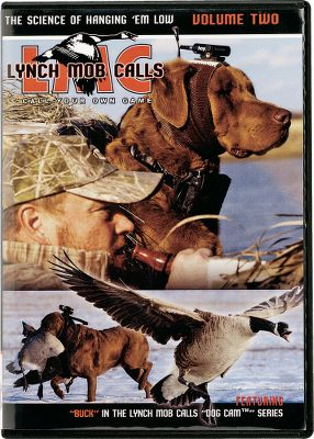 Hunting George Lynch teaches basic and advanced goose calling and hunting. 60 minutes. - $11.88
