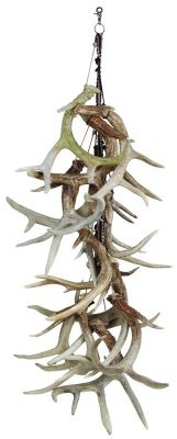 Hunting MAD Trophy Ropes are a great way to show off your prized trophy collections. The design is perfect for hanging in your man cave, trophy room, garage or office. Type: Miscellaneous Taxidermy. Size 2'. - $5.88