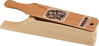 Hunting Crafted of durable poplar wood with a cherry lid, the Bang Box produces great ol hen yelps and boasts a long box handle for added comfort and exceptional sound clarity. - $14.88
