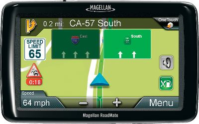 Camp and Hike This GPS navigation aid comes with subscription-free lifetime traffic alerts and lifetime maps updates. Your unit will always be up-to-date with the latest roads, city streets and points of interest. Vibrant color touch-screen displays detailed maps. The OneTouch menu stores your favorite places, restaurants, shops, facilities and can locate service stations and emergency services nearby. AAA Roadside Assistance will display your location and direct help to you at the touch of a button. AAA TourBook rates and describes places to stay, play and dine. Six million points of interest are pre-loaded. QuickSpell narrows your search as you type. Multidestination Routing lets you plan your entire trip with all of your stops in one route. Lane assist lets you know when to change lanes for upcoming turns. It comes with pre-loaded maps of the U.S., Canada and Puerto Rico; a mini-USB cable; windshield mount; vehicle power adapter; and user handbook. Rechargeable lithium-ion battery. Weight: 5.5 oz.Available: 5 WQVGA color display. - $129.99