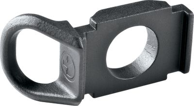 The Magpul SGA Receiver Sling Mount is a connection point for Remington 870 or Mossberg 500/590/590A1 shotguns and one-point clip-in-style attachments such as the MS3 Paraclip, HK hook, ITW Mash hook and others. Made of Melonite-treated precision-cast steel for wear and corrosion resistance. Dedicated fit for the Magpul SGA Stock, it can be installed on the left or right side of the front of the stock. Made in USA. Available: Remington 870 Mossberg 500/590/590A1 - $19.99