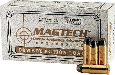 Affordable reliability is what Magtech ammo is known for, and its flat-nosed bullets clang those steel plates with authority time after time. Per 50. Gender: Male. Age Group: Kids. - $35.99
