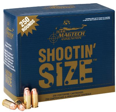Enjoy shooting your 9mm even more knowing youre saving big by buying in bulk. Magtechs exhaustive attention to reliable quality shines every time you pull the trigger. These new-manufacture rounds are assembled using the highest-quality brass, primers, powders and 115-grain full-metal-jacket bullets. With every bulk buy, you receive a NEW Dry-Storage Box a $14.99 value. Available: 250 rounds, one dry box 500 rounds, one dry box - $89.99