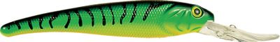 "Fishing When it comes to high-performance trolling baits, nothing else comes close to the deep-diving Stretch series from Mann's. Built to run at consistent and specific depths, these baits keep you in the strike zone. And best of all, they look and perform like real baitfish. Their light-reflecting bodies give these baits an ultrarealistic look that mimics a baitfish perfectly. And when the fish grabs ahold, rest assured the premium 4X hooks will keep him hooked well. These baits are the top choice for catching pike, striper, walleye and other big-game species. Per each.Size: 4-5/8"", 1/2 oz.Colors: (008)Firetiger, (009)Smelt, (017)Hot Perch, (023)Baby Bass, (088)Rainbow Trout. - $4.88"