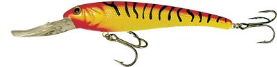 "Fishing Legendary Stretch baits look and perform like real baitfish. That's why they're trusted by anglers to catch almost any game fish. This saltwater-ready lure dives to 20+ ft. Its textured body reflects maximum light. Equipped with 3X strong hooks.Size: 4-5/8"", 1/2 oz. Runs at 20 ft.Colors: (003)Cabo Sunset, (016)Ruff Fish, (018)Herring, (044)Chrome Blue, (081)Red Head Holographic, (084)Grey Ghost Holograph. - $5.88"