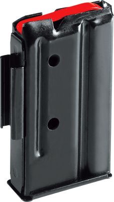 Seven-round magazines for all Marlin magazine-loading bolt-action rifles chambered for .22 Mag. and .17 HMR. Replace lost magazines or have extras ready to go. Colors: Blue, Nickel. Color: Blue. Type: Rifle Magazines. - $34.99