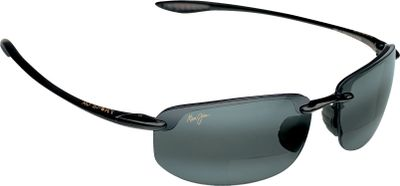 Entertainment The Maui Jim Hookipa MauiReaders Polarized Sunglasses feature PolarizedPlus 2 technology which delivers unmatched color, clarity and contrast. Optically correct polycarbonate lenses feature Clearshell scratch-resistant coating. Each includes case and cleaning cloth.The Skin Cancer Foundation recommends this product as an effective UV filter for the eyes and surrounding skin. Gender: Male. Type: Polarized. - $229.00