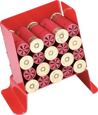 Makes it easy to stack and box reloaded shells. Just stack shells in, slide in your box and pull EZ-Pack out. Gauges: 12 gauge, 16 gauge, 20 gauge, 28 gauge, .410 Type: Shotshell Press Accessories. - $14.99