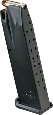 Heat-treated MEC-GAR Magazines have high-tensile-strength spring wire engineered to meet or exceed stringent military and law-enforcement specifications. Per each. Type: Handgun Magazines. - $29.99