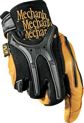 Originally, these performance gloves were a staple among pit crews at the Daytona 500. Today, because of their quality and reputation, they're a favorite of mechanics and tradesmen everywhere. The 4.0 Heavy Duty Glove is constructed with premium-grade leather and materials. Takes on the toughest jobs. Imported.Sizes: S-2XL.Color: Black. - $39.99