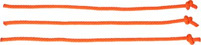 Hunting Add extra ropes to your training dummy. 3/8 x 22 rope. Pack of three ropes. Type: Dummies & Launchers. - $1.88