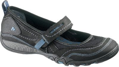 Built with foot-stabilizing Strobel technology, these versatile Mary Janes let you comfortably stroll the river trail or meander the halls at work in the same comfy shoes. Air Cushion in the heels absorbs shock exceptionally well, while Q-Form Comfort EVA midsoles designed specifically for womens feet and gait give you all-day comfort. Nubuck durable, high-quality, velvety-soft leather and mesh uppers are both good-looking and comfortable next to your skin. Breathable mesh linings are treated with Aegis antimicrobial solution to resist odors. Sticky-rubber soles combine refined breathable comfort with good-to-go grip. Molded-nylon arch shanks and compression-molded EVA footframes. Imported.Womens sizes: 5-11 medium width. Half sizes to 11.Colors: Aluminum, Black, Dusty Olive, Cocoa. - $109.99